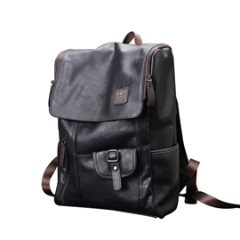 Ericdress Korean Style Huge Space Men's Laptop Bag