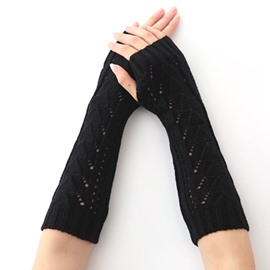 Ericdress Pure Color Warm Women's Gloves