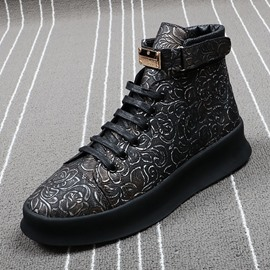Ericdress Fashion Print Velcro Men's Sneakers
