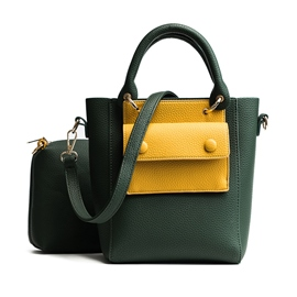 Ericdress Casual Patchwork Women Handbag