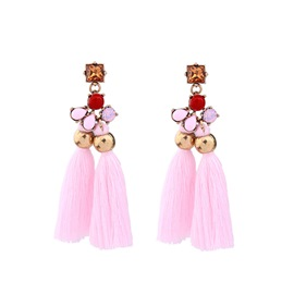 Ericdress Ladylike Tassel Women's Drop Earring