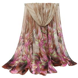 Ericdress Voile Cotton Women's Scarf