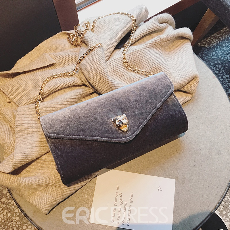 Ericdress Korean Style Nylon Envelope Shape Crossbody Bag