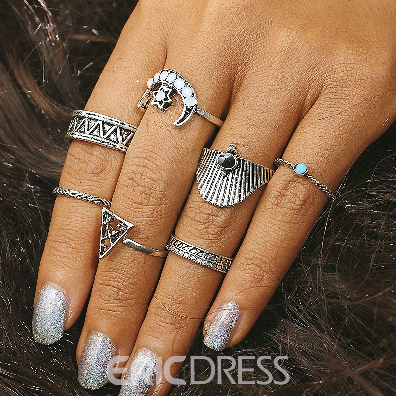 Ericdress New Syle Vintage Ring for Women