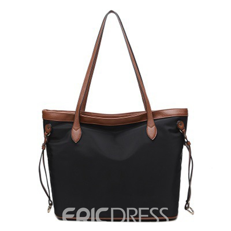 Ericdress Concise Oxford Cloth Women Shoulder Bag