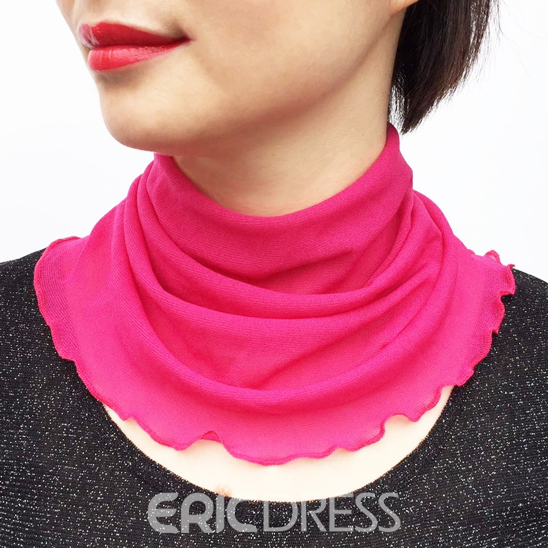 Ericdress Graceful Pure Color Women's Scarf