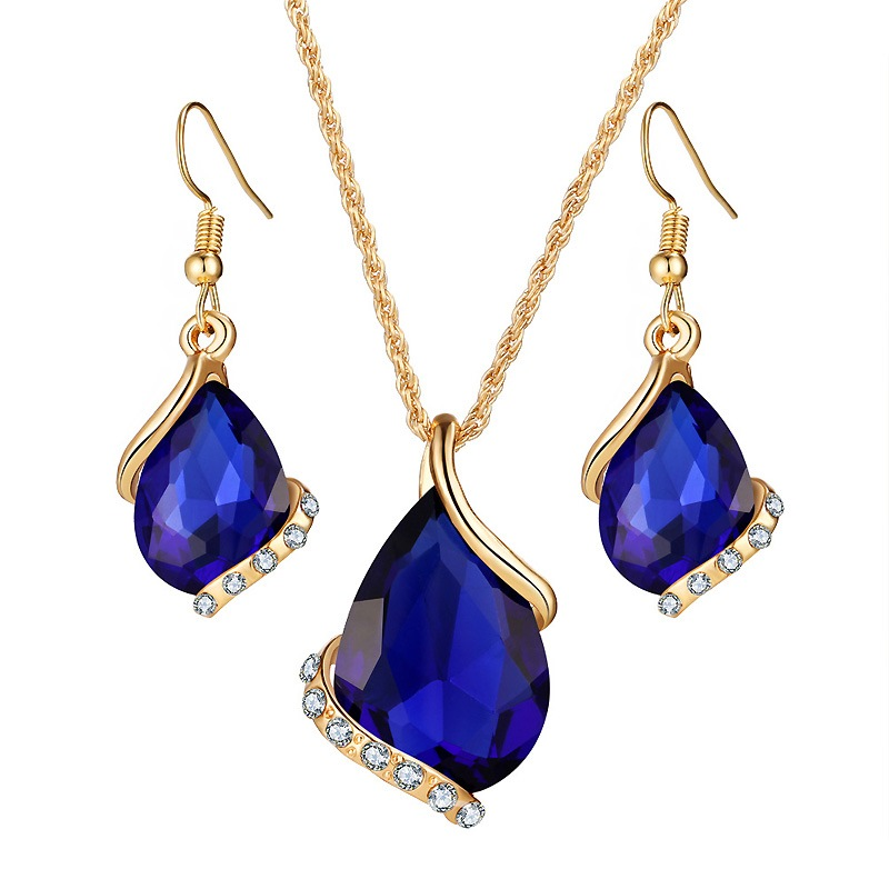 Ericdress High Quality Austrian Crystal Jewelry Set for Women