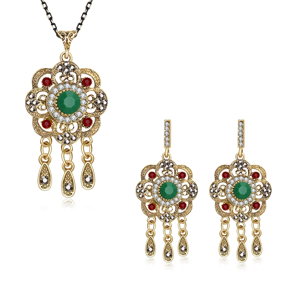 Ericdress Vintage Style Jewelry Set for Women