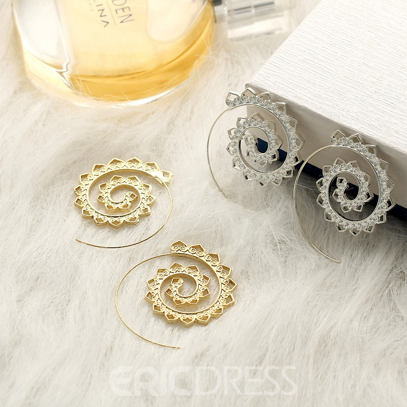 Ericdress Personal Alloy Earring for Women