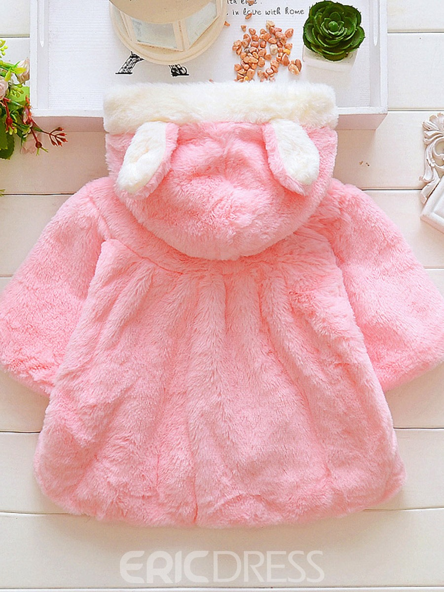 Ericdress Korean Sweet Three-Quarter Sleeve Baby Girl's Princess Outerwear
