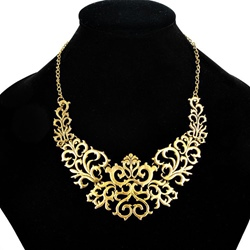 Ericdress Exquisite Hollow Out Womens Necklace thumbnail