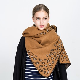 Ericdress Vintage Printed Autumn&Winter Scarf for Women