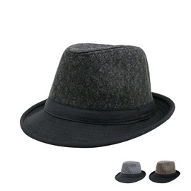 Ericdress Fashionable Solid Color Men's Hat