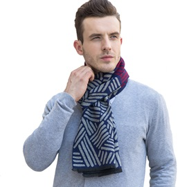 Ericdress Men's Cozy Scarf