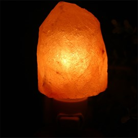 Ericdress Creative Natural Himalaya Salt Craytal Wall Lamp