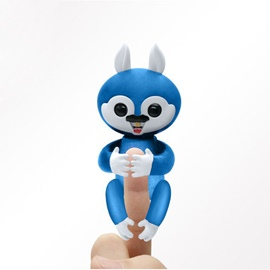 Ericdress Best Selling Fingerlings Squirre Toys Interactive Baby Squirre