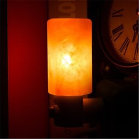 Ericdress Mineral Rock Light Himalaya Salt Craytal Wall Lamp