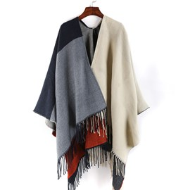 Ericdress Winter&Autumn Thicken Long Scarf