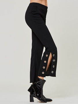 Slim Hollow Full Length Women's Bellbottoms