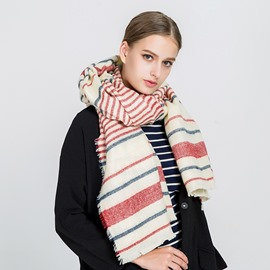 Ericdress Imitation Cashmere Warm Women's Scarf
