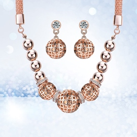 Ericdress Charming Two-Piece Women's Jewelry Set