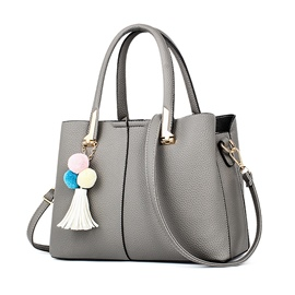 Ericdress Classic Ball Pendant Women Handbag