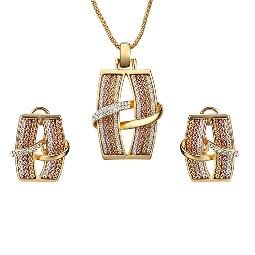Ericdress Fully-Jewelled Women's Two-Piece Jewelry Set