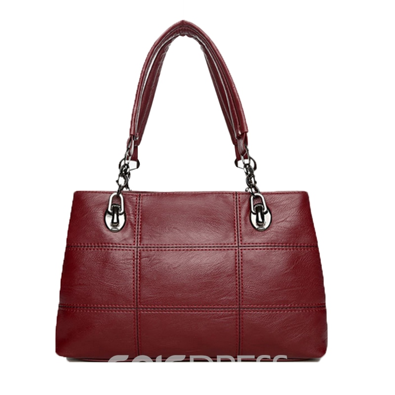 Ericdress Vogue Plain Women Handbag