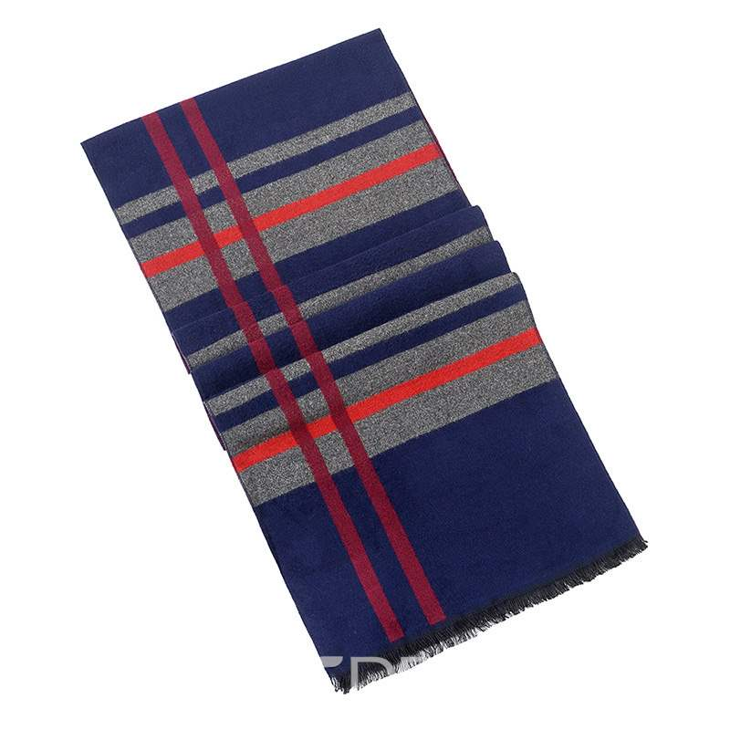 Ericdress New Style Striped Men's Business Style Scarf