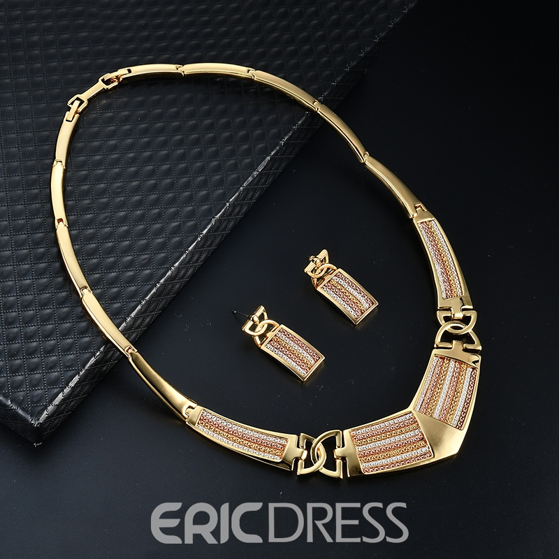 Ericdress High End Two-Piece Women's Jewelry Set