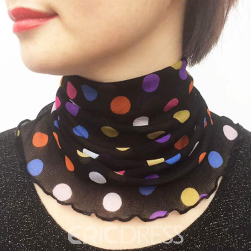 Ericdress All Match Ultra Violet Small Scarf for Women