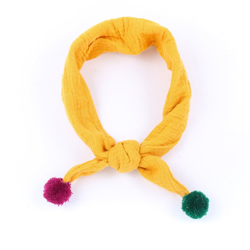Ericdress All Match Ball Scarf for Kid