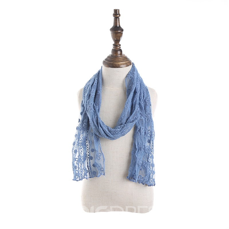 Ericdress Sweet Honey Lace Kid's Scarf