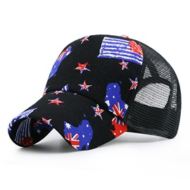 Ericdress Fashionable Pattern Outdoor Baseball Hat