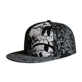 Ericdress Creative Painting Hip-Pop Style Men's Hat