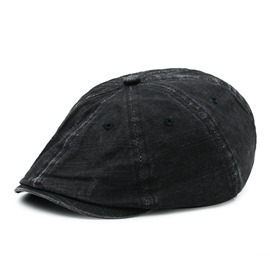Ericdress Trendy Pure Color Outdoor Beret for Men