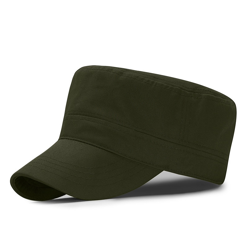 Ericdress Concise Solid Color Peaked Cap for Men&Women