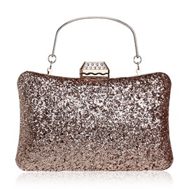 Ericdress Pillow Shape Sequins Women Clutch