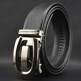 Ericdress Leisure Automatic Buckle All Match Men's Belt