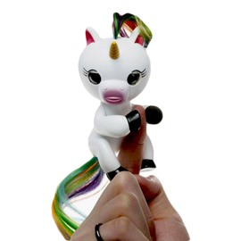 Ericdress Best Selling Fingerlings Unicorn Toys Interactive Baby