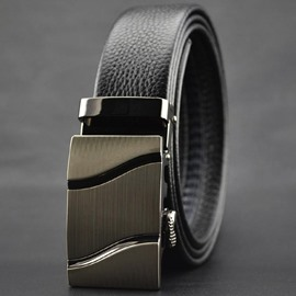 Ericdress Classic Leather Men's Automatic Buckle Belt