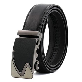 Ericdress Hot Automatic Buckle Genuine Leather Men's Belt