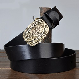 Ericdress Best Selling Men's Genuine Leather Belt