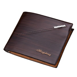 Ericdress Embossing PU Men's Wallet