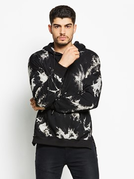 Ericdress Unique Camouflage Print Vogue Casual Men's Hoodie