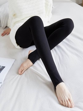 Ericdress Thermal Underwear Thick Women's Leggings