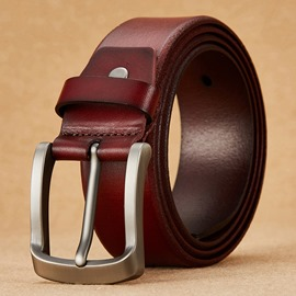 Ericdress Vintage Pin Buckle Belt Men's Belt