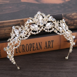 Ericdress Shinning Baroque Style Brides Hair Accessories