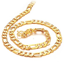 Ericdress 18K Gold Plating Men's Necklace