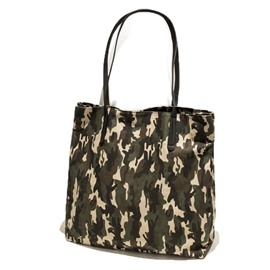 Ericdress Personal Camouflage Canvas Shoulder Bag
